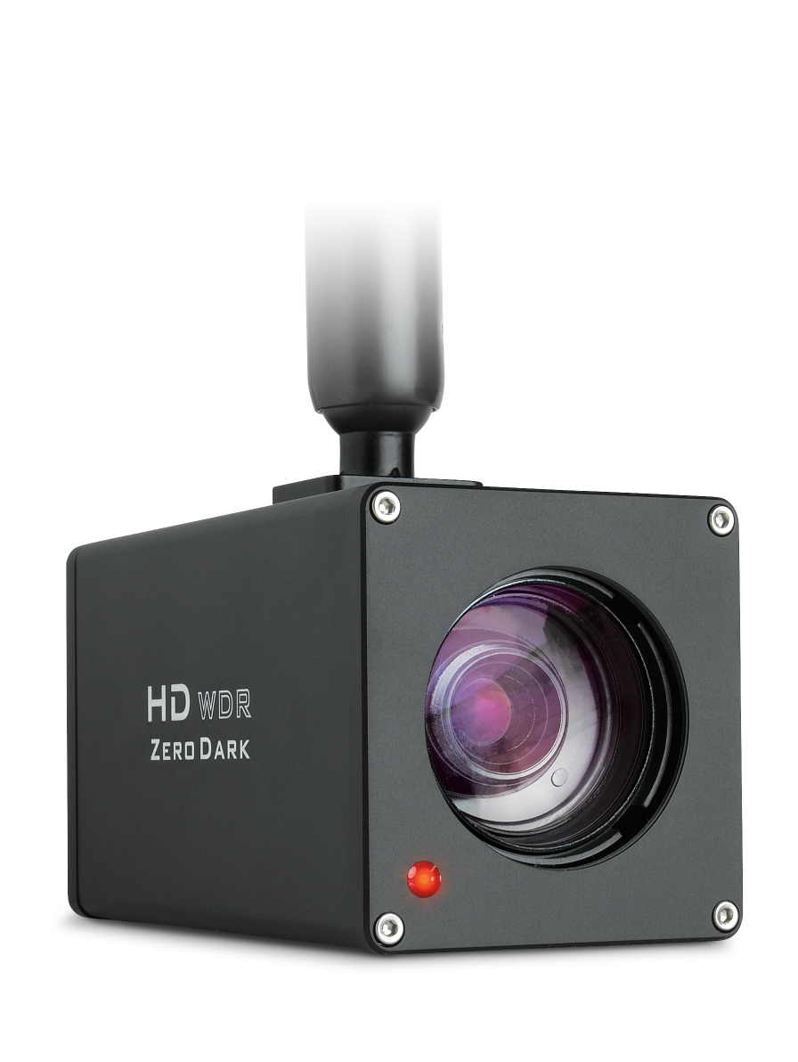 ZeroDarkTM HD Camera.